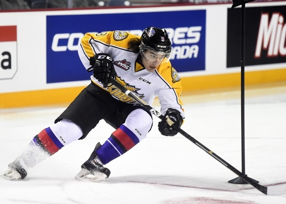 Ivan Provorov - Team Orr - 2015 BMO CHL/NHL Top Prospects Game