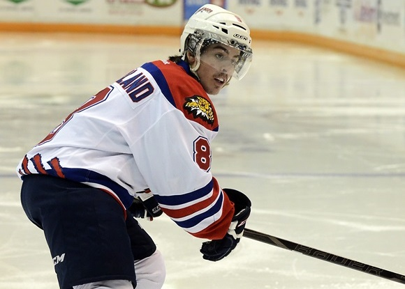 Conor Garland - Moncton Wildcats