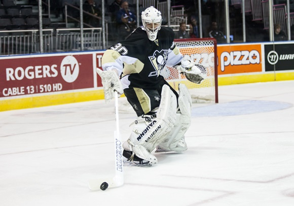 Matt Murray - Pittsburgh Penguins