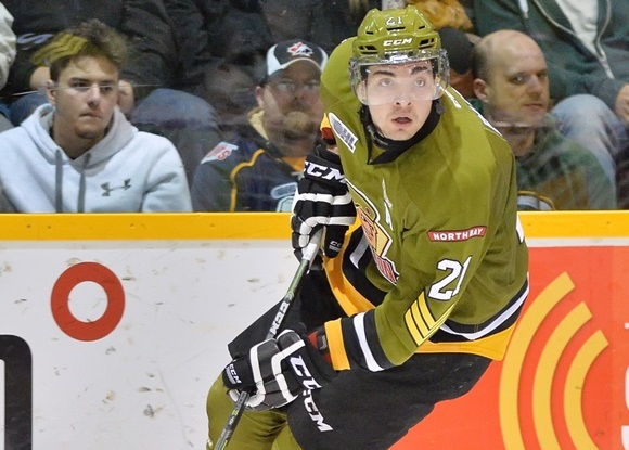 Nick Paul - North Bay Battalion