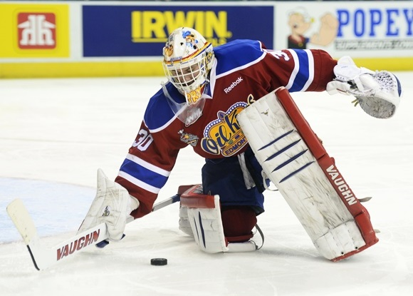 Tristan Jarry - Edmonton Oil Kings
