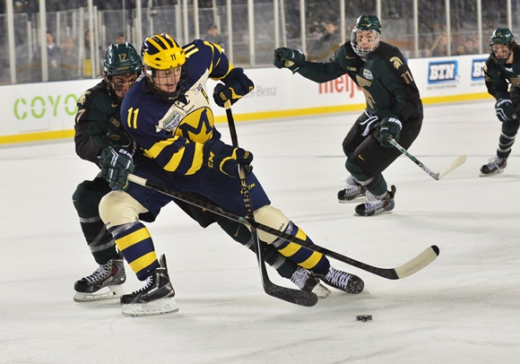 Zach Hyman - University of Michigan