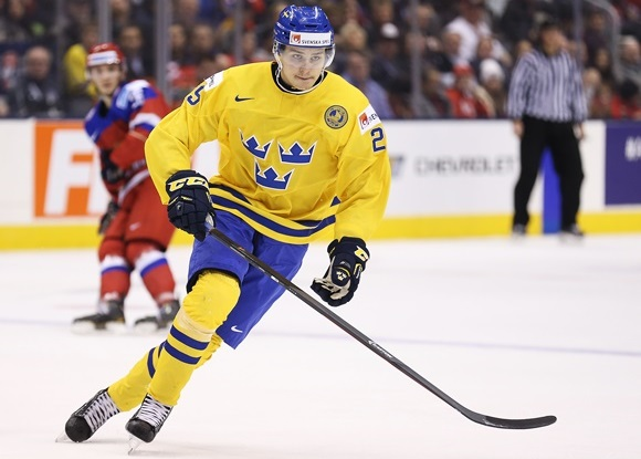 Team Russia v Team Sweden