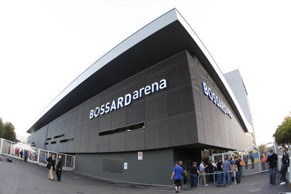 2015 IIHF Ice Hockey U18 World Championship - Bossard Arena, Zug, Switzerland