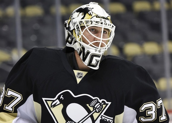 Matt Murray - Wilkes-Barre/Scranton Penguins - Hockey's Future NHL Prospect of the Month, March, 2015