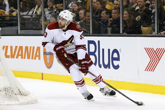 Brandon Gormley - Arizona Coyotes
