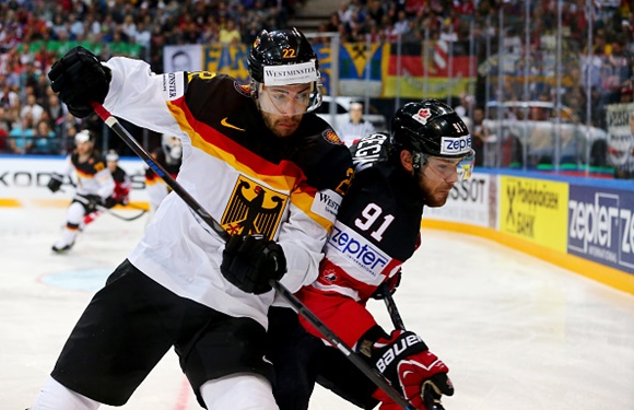 Matthias Plachta - Team Germany - 2015 IIHF World Championship