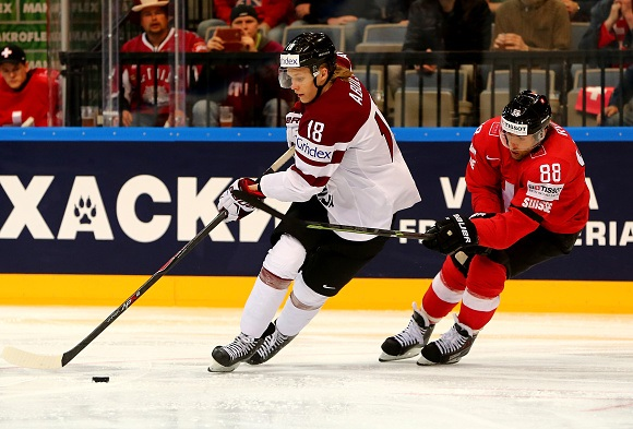2015 World Championship: Interviews with Latvia's Rodrigo Abols and Oleg Yevenko of Belarus