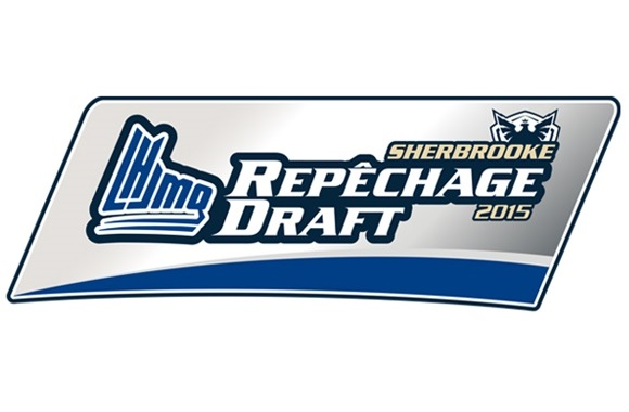 2015 QMJHL Entry Draft Logo