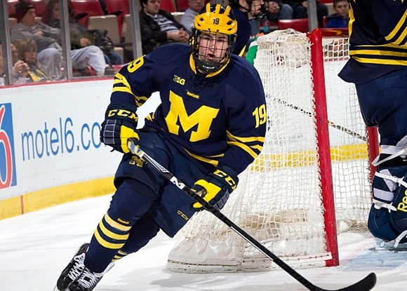 Dylan Larkin - University of Michigan