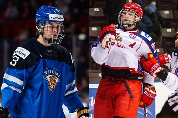 2016 NHL Draft: Big Finns Puljujarvi, Laine amongst top 2016 European prospects