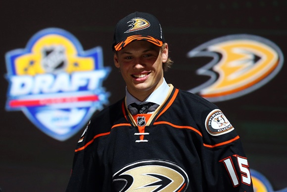 Jacob Larsson - Anaheim Ducks