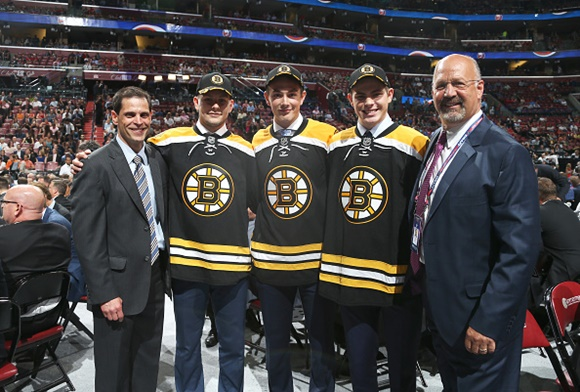 2015 NHL Draft: Boston Bruins draft review