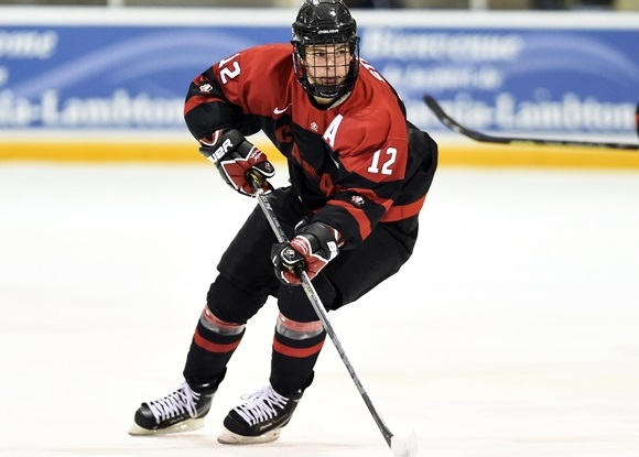 (Video) 2015 Ivan Hlinka Memorial Tournament: Sam Steel, Canada