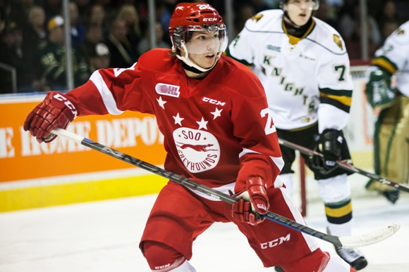 2015 Prospect Tournaments: Tolchinsky flashing skill that could soon lead him to the NHL