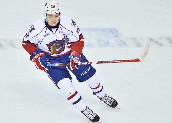 Matthew Strome - Hamilton Bulldogs