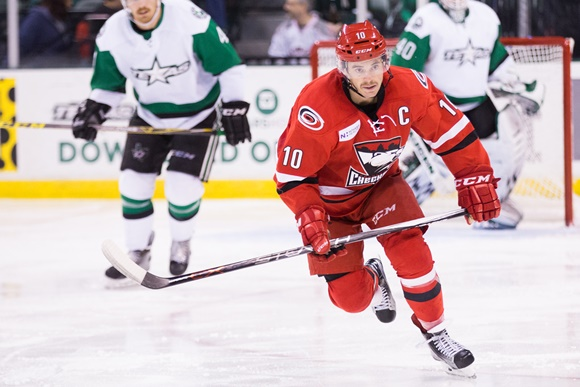Derek Ryan - Charlotte Checkers