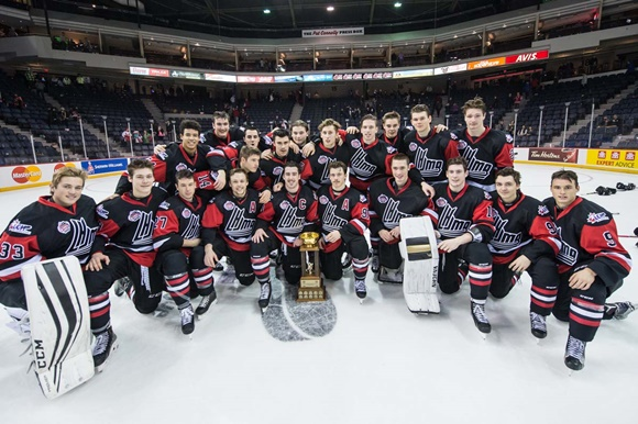 Team QMJHL - 2015 Canada Russia Series - Nov 19th, 2015