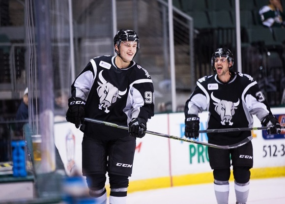 Mikko Rantanen - San Antonio Rampage - HF NHL Prospect of the Month, November, 2015