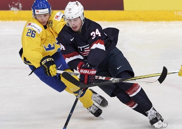Auston Matthews - Team USA - 2016 IIHF World Junior Championship