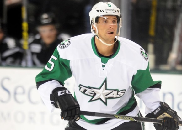 Mattias Backman - Dallas Stars