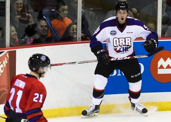 Pascal Labege - Team Orr - 2016 BMO CHL/NHL Top Prospects Game