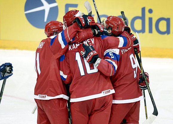Vladislav Kamenev - Team Russia - 2016 IIHF World Junior Championship