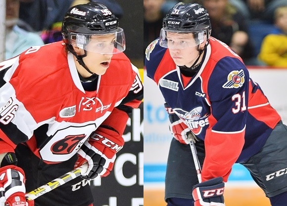 Prospect Faceoff: Booth faces down Audette in QMJHL action, more from the CHL, NCAA, and AHL
