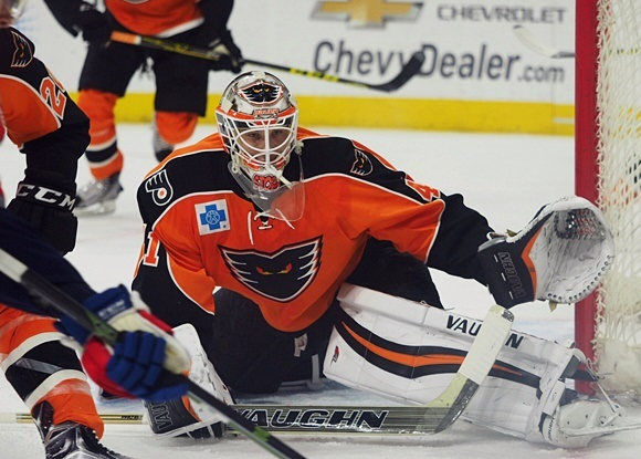 Anthony Stolarz - Lehigh Valley Phantoms