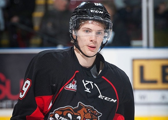 Brad Morrison - Prince George Cougars