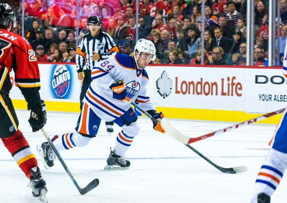 Condors' pairing of Musil, LaLeggia could be glimpse of the future for Oilers