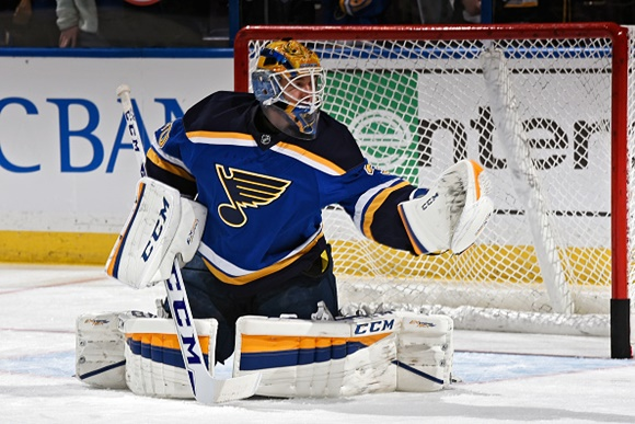 Pheonix Copley - St. Louis Blues
