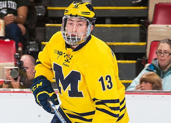 Zach Werenski - University of Michigan