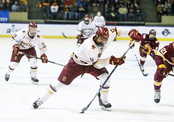 Alex Tuch - Boston College