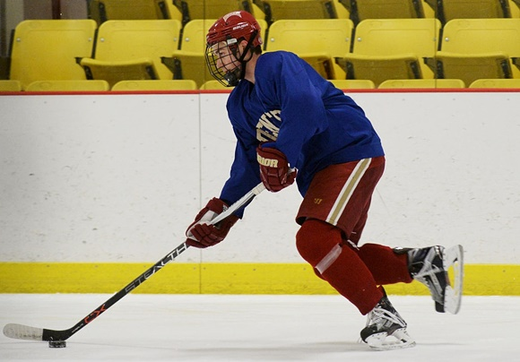 2016 NHL Draft: Gambrell takes own path to success at Denver