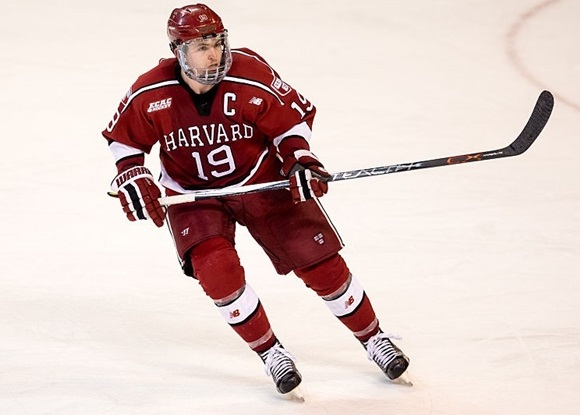 Jimmy Vesey - Harvard University