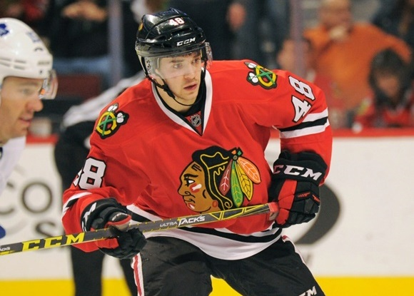 Vincent Hinostroza - Chicago Blackhawks