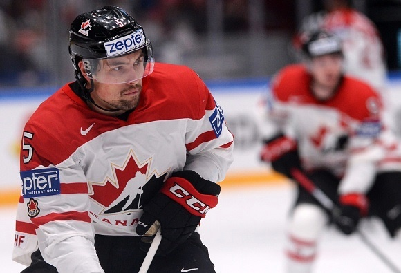 Cody Ceci - Team Canada - 2016 IIHF World Championship