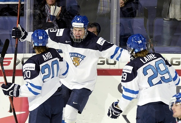 2016 NHL Draft Preview: Puljujarvi, Laine the cream of a solid Finland crop